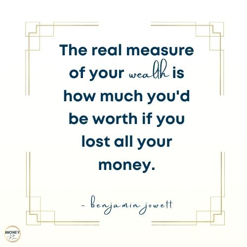 debt quote from bejamin jowett
