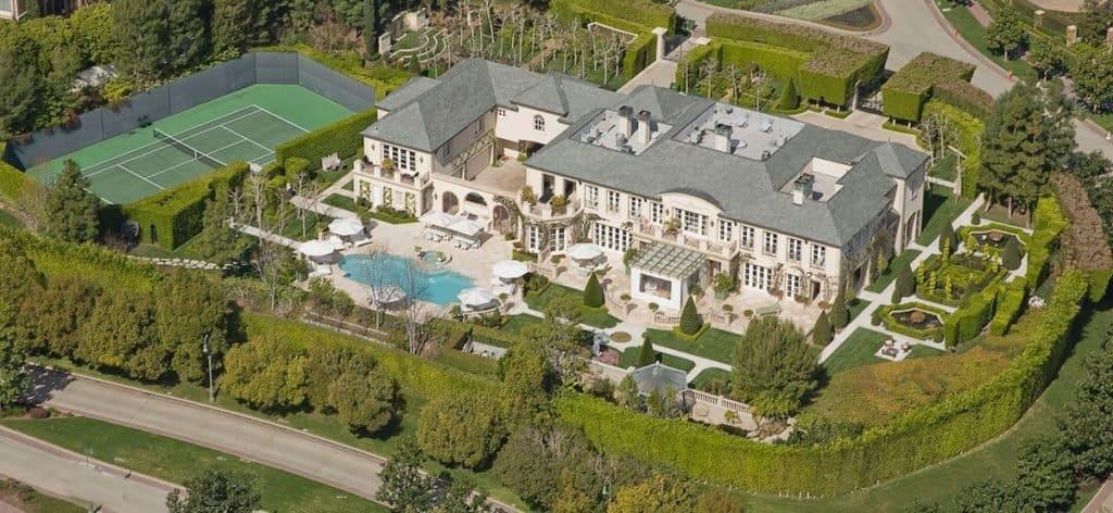 Lisa Vanderpump's former Beverly Park home